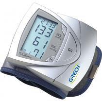 Aparelho de Pressão Digital Automático de Pulso com Data/Hora G-Tech BP3AF1-3 - G-Tech