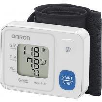 Aparelho de Pressão Digital Automático de Pulso com Detecção de Arritmia Omron HEM-6123 -