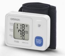 Aparelho de Pressão Digital de Pulso Omron HEM-6123 -