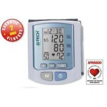 Aparelho/Medidor de Pressão G-Tech Home RW450 Digital e Automático de Pulso - G-Tech