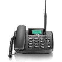 Aparelho Telefonico Com Fio Gsm-2000 Dual Chip Rural C/Ant Elgin - Elgin