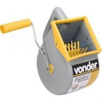 Aplicador manual para Textura e Chapisco - Vonder