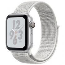 Apple Watch Nike+ Series 4 40mm GPS Integrado - Wi-Fi Bluetooth Pulseira Esportiva 16GB