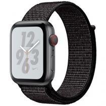 Apple Watch Nike+ Series 4 44mm Cellular - GPS Integrado Wi-Fi Bluetooth Pulseira Esportiva