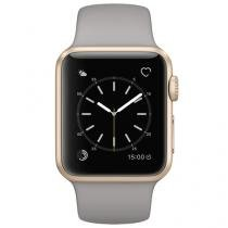 Apple Watch Series 1 38mm Alumínio 8GB Esportiva - Cinza-Concreto