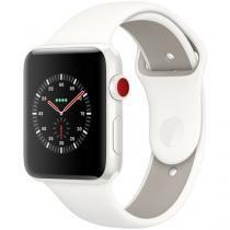Apple Watch Series 3 Edition GPS + Cellular 38mm - Wi-Fi Bluetooth Pulseira Esportiva 16GB