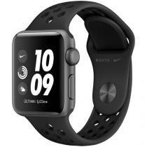 Apple Watch Series 3 Nike+ GPS 38mm Bluetooth  - Pulseira Esportiva 8GB Resistente a Água