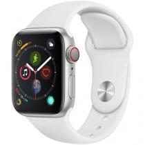 Apple Watch Series 4 40mm Cellular GPS Integrado - Wi-Fi Bluetooth Pulseira Esportiva 16GB