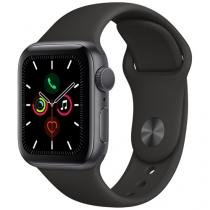 Apple Watch Series 5 40mm GPS Integrado Wi-Fi - Pulseira Esportiva 32GB