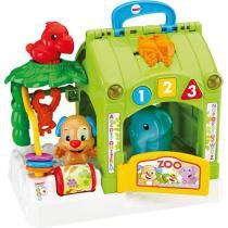 Aprendendo a Brincar Zoológico de Atividades - com Sons - Fisher-Price