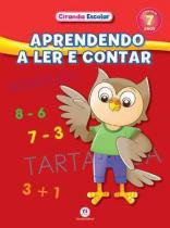 Aprendendo a ler e a contar - 9788538064589 - Ciranda cultural