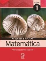 Aprender E Aplicar Matematica Vol 1 - Atual - 1