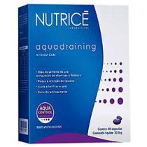 Aquadraining 30 Cápsulas - Nutricé