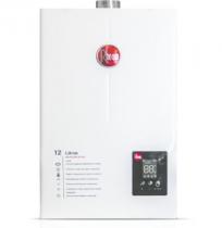Aquecedor de água a gás Rheem Digital 12 Litros/min gn -