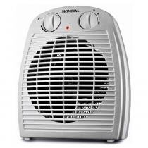 Aquecedor de Ar Mondial 2 Temperaturas 1500W A08 9660-02 -
