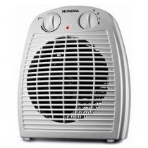 Aquecedor de Ar Mondial 2 Temperaturas 1500W A08 9660-02 - 110V - Mondial