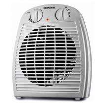 Aquecedor de Ar Mondial 2 Temperaturas 1500W A08 9660-02 - 220V - Mondial