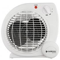 Aquecedor termoventilador auros cadence branco 110v -