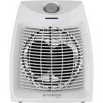 Aquecedor Termoventilador Cadence Blaze Air, Branco, AQC421, 110V -