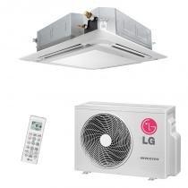 Ar condicionado cassete 17000 btu/s frio 220v lg inverter atnq18gple5 - Lg