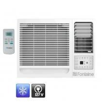 Ar condicionado de janela fontaine 12.000 Btu/h eletrônico frio - 127v - Fontaine