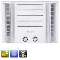 Ar condicionado de janela springer 10.000 Btu/h frio mecânico duo -110v - Springer