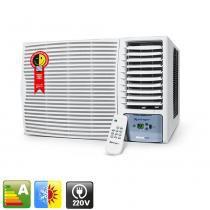 Ar condicionado de janela springer silentia 18.000 Btu/h quente/frio eletrônico - 220v -