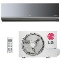 Ar condicionado lg split artcool espelhado inverter 22000 btus frio 220v as-q242crg2 - Lg