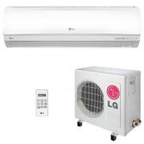 Ar condicionado lg split hi wall smile 7500 btus quente/frio 220v ts-h072ynw0 - Lg