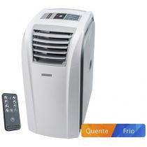 Ar-condicionado Portátil Agratto 9.000 BTUs - Quente/Frio ACP09QF com Controle Remoto