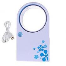 Ar condicionado portatil mini ventilador sem helices pessoal luxo via usb ou pilhas - Faça  resolva
