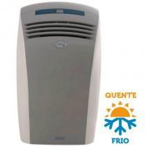 Ar Condicionado Portátil Olimpia Splendid 110V PIÚ 12.000 BTUs Quente-Frio -