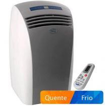 Ar-Condicionado Portátil Olimpia Splendid - 12.000 BTUs Quente/Frio Piú com Controle Remoto