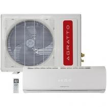 Ar-Condicionado Split Agratto 18.000 BTUs  - Quente/Frio ACS18QF-R4 com Controle Remoto