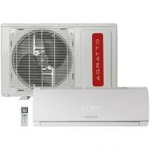 Ar-Condicionado Split Agratto 9.000 BTUs - Quente/Frio ACS9QF-R4 Confort One