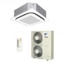 Ar Condicionado Split Cassete 48000 BTU/s Frio 220V Daikin Inverter Sky Air FCQ48KVL -