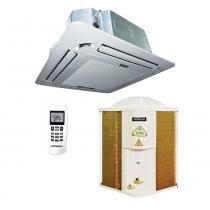 Ar Condicionado Split Cassete Hitachi 45.000 BTUs Só Frio 220V Trifásico -