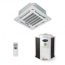 Ar Condicionado Split Cassete On/Off 48.000 Btus Frio 220v Trifasico Carrier 40KWCD48C5 -