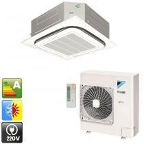 Ar condicionado split daikin cassete 36.000 Btu/h inverter quente/frio sem grelha - 220v -