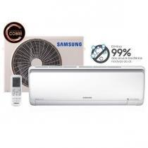 Ar Condicionado Split Digital Inverter 8 Polos Samsung 12.000 Btus Frio 220v -