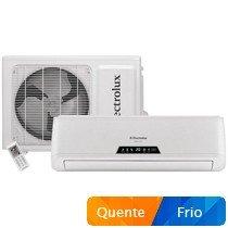 Ar Condicionado Split Electrolux 18.000 BTUs - Quente/Frio Ecoturbo TI/TE18R Gás Ecológico R410a
