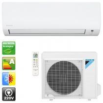 Ar condicionado split hi wall daikin inverter  18.000 Btu/h monofásico quente e frio - 220v -