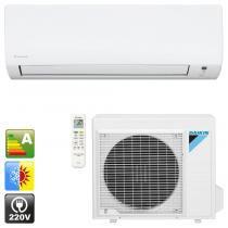 Ar condicionado split hi wall daikin inverter  9.000 Btu/h monofásico quente e frio - 220v -