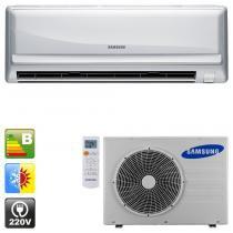 Ar condicionado split hi wall samsung maxplus 18.000 Btu/h quente e frio - 220v - ar18hpsuawq/az -