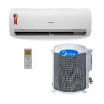 Ar condicionado split hi wall springer midea 9.000 Btu/h frio - 220v -
