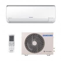 Ar Condicionado Split Hw Digital Inverter Samsung 9000 Btus Quente/Frio 220V Monofásico AR09MSSPBGMNAZ -