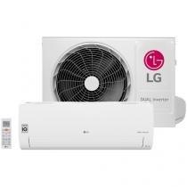 Ar-condicionado Split LG 12.000 BTUs Frio - Dual Inverter Voice S4-Q12JA31C