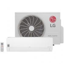Ar-condicionado Split LG 22.000 BTUs Frio - Dual Inverter Voice S4-Q24K231D