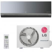 Ar condicionado split lg art cool inverter 9000 btu espelhado quente/frio 220v - Lg