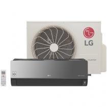Ar-condicionado Split LG Inverter 22.000 BTUs - Quente/Frio Dual Inverter Artcool S4W24KERP1